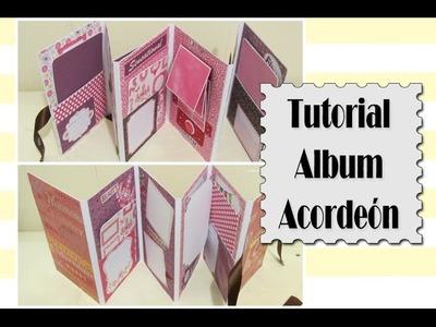 Tutorial Album Acordeón