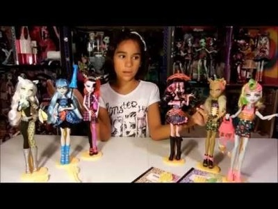2do Review de Monster High freaky fusion - Mimundo MH
