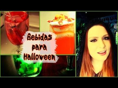 ¡Ideas Rápidas de Bebidas para Halloween de Pinterest! Con y Sin Alcohol