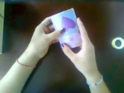 CARTAS :  Album. Libro bolsita de Amor