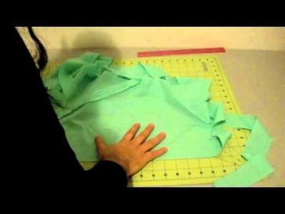 Cómo hacer cinta bies de la tela que mas les guste parte 2 - La receta de la abuelita