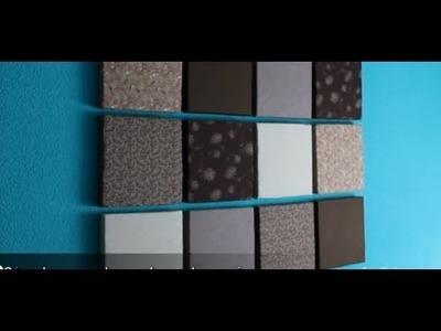 Cómo hacer cuadros en forma de mosaico | facilisimo.com