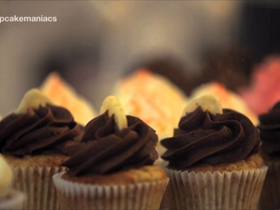 Cupcake Maniacs 1: Cupcakes de chocolate