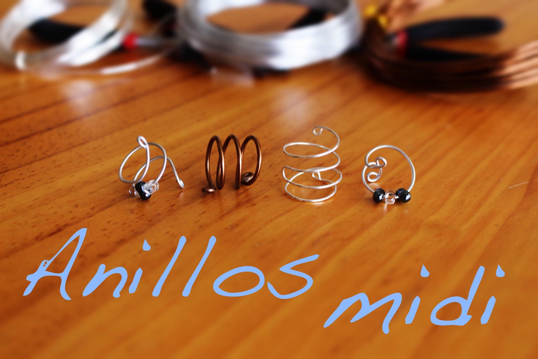 DIY: Cómo hacer anillos midi