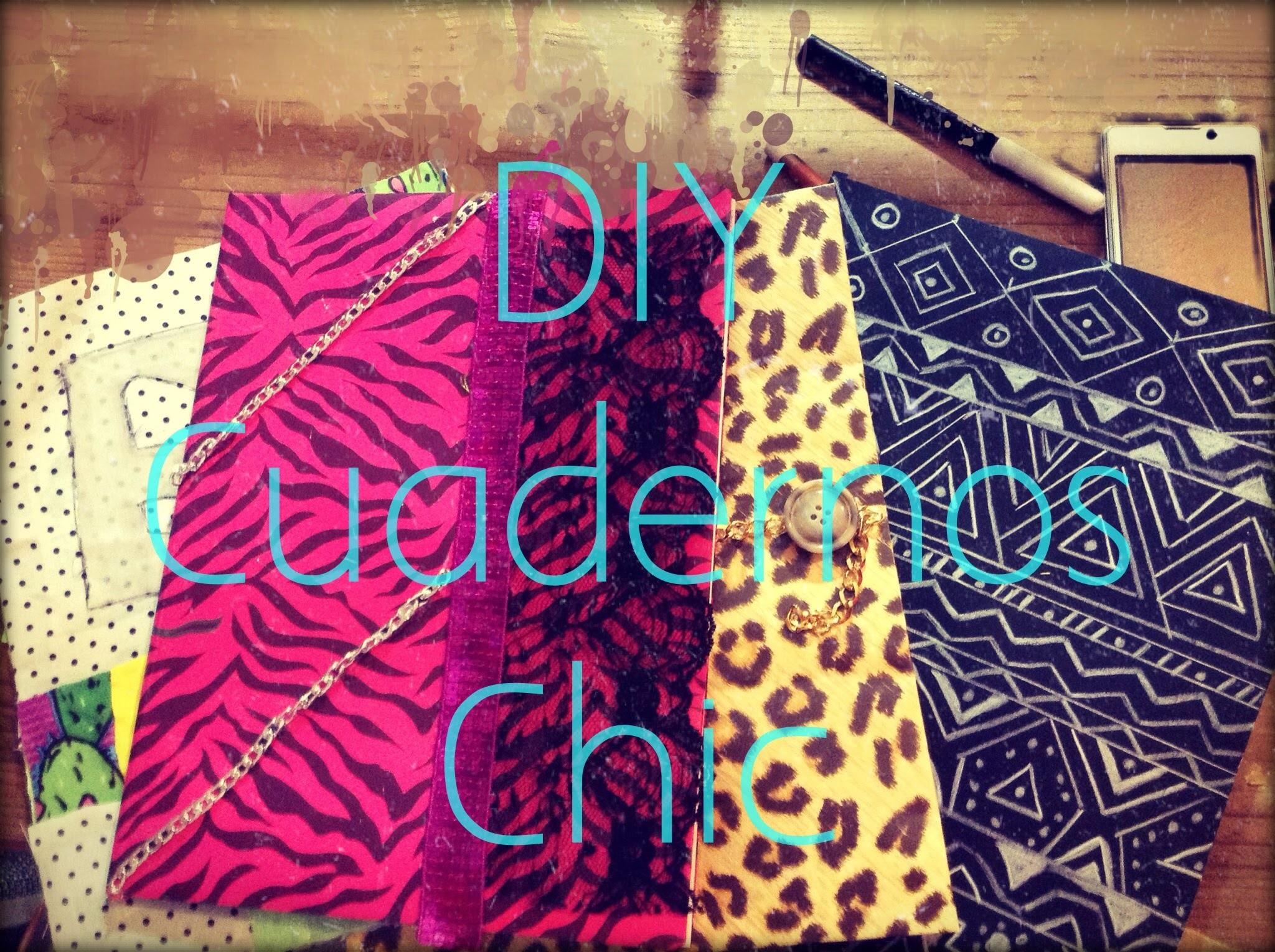 DIY Decora tus Cuadernos #RegresoAClases