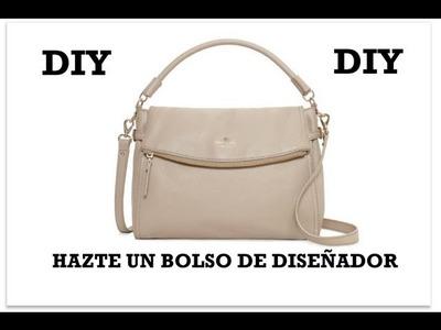 DIY Hazte un bolso de diseñador