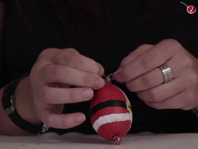 Manualidades: adornos para el árbol de navidad