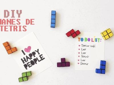 NerDIY: IMANES CON FORMA DE TETRIS!! (SUPER FACIL)