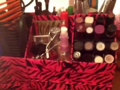 Organizador para cosméticos y cepillos ✌️