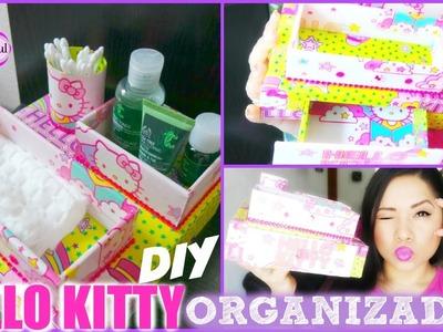 Organizador pequeño para niñas Hello Kitty por Fantasticazul