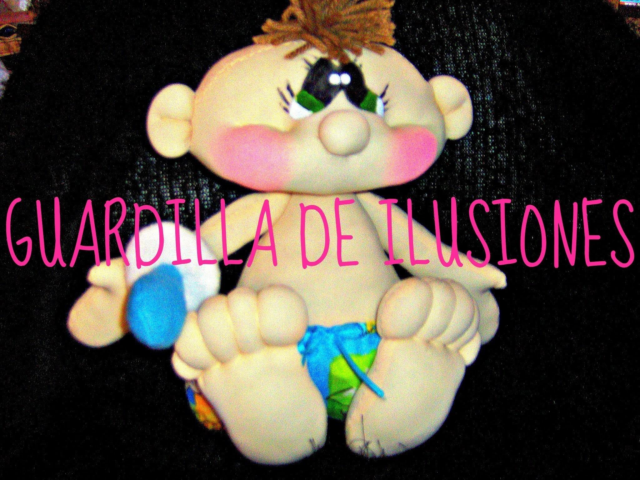 Baby doll little ears. bebote orejitas  1.6. proyecto 101