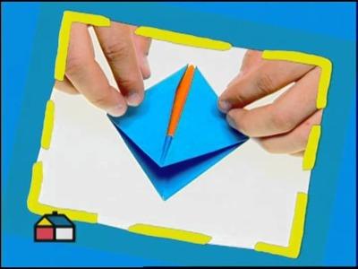 ¿Cómo hacer figuras de papel?