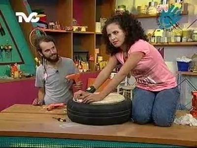 Cómo Reciclar tu Neumático 2a. Parte (EC)