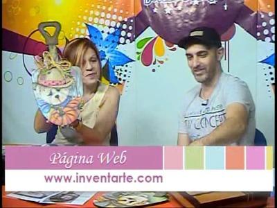 Detalles Magicos con MimiLuna Invitado Ge Riviera Pintura Osos parte 1