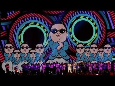 Hecho En Casa: Fofucho Caricatura De Psy Gangnam Style - Silvana Cocina Y Manualidades