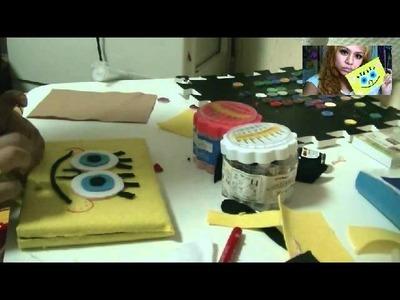 Manualidades: Como Hacer Tu Propia Paleta De Sombras - JuanCarlos960