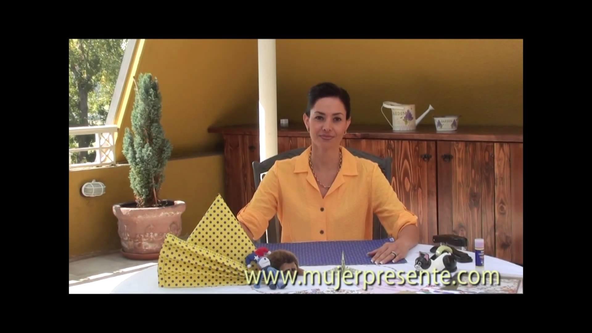 Manualidades con Beatriz Guajardo, Origata el arte de envolver los regalos