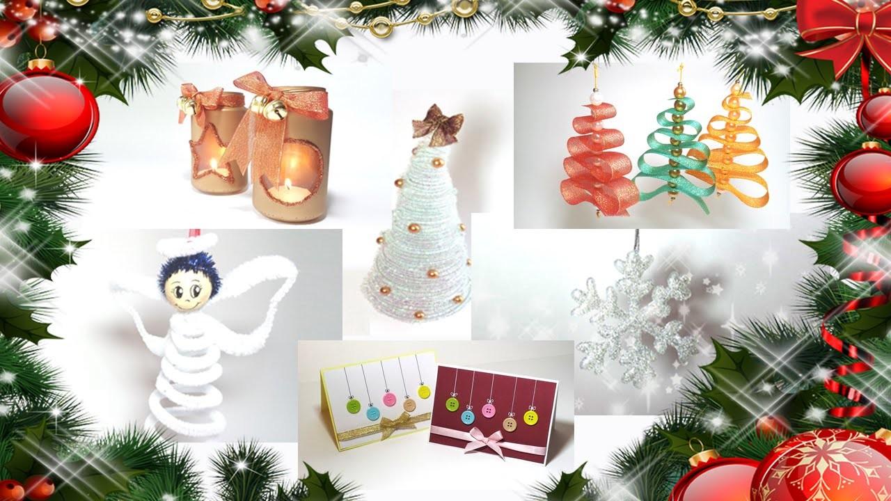 Manualidades para Navidad: Resumen de la NAVIDAD pasada - Innova Manualidades