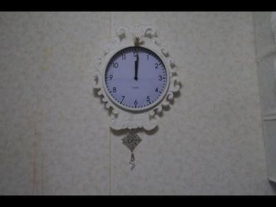 Manualidades: Reloj con estilo ^ ^  - Juancarlos960