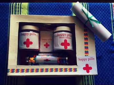 Regalos para este 14 de febrero.  Pastillas happy pills!