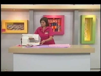 Sonia Franco.Programa Nuestra Casa. Elaboración de Sabanas 4.5