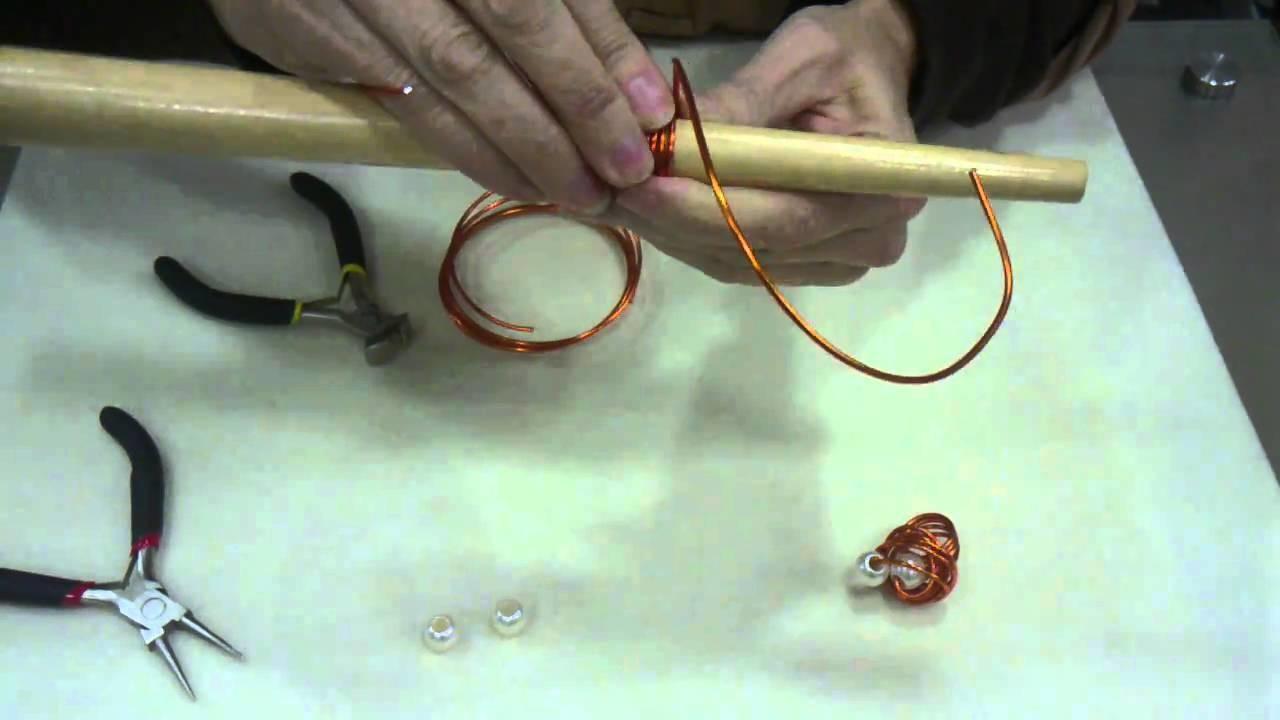 Tutorial: Como hacer un anillo con alambre de aluminio