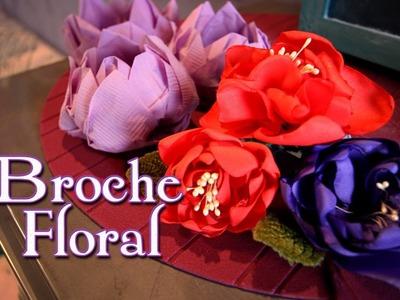 Accesorio Floral con Tela - Episodio 5: Crafting Studio