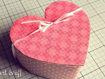 Caja de Regalo - Corazón [San Valentin] - Original Stuff