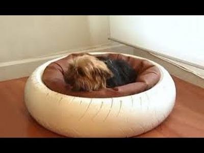 Como hacer camas para perros y gatos 5