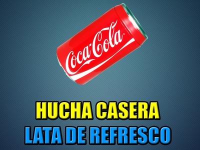 COMO HACER HUCHA CASERA | LIFE HACKS | EXPERIMENTOS CASEROS