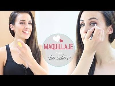 Cómo hacer que el maquillaje dure todo el día | TRUCOS Y CONSEJOS