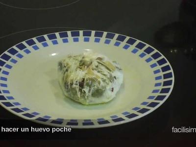 Cómo hacer un huevo poché | facilisimo.com