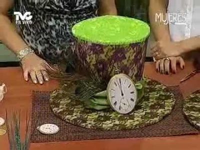 Cómo hacer un Sombrero de Duende (METVC)
