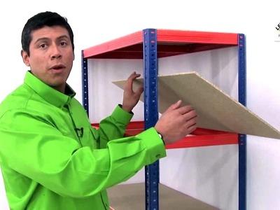 Cómo montar tu taller en casa (Leroy Merlin)