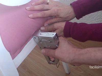 Cómo tapizar una silla | facilisimo.com