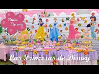 Decoración Fiestas Infantiles Dulce Ilusión