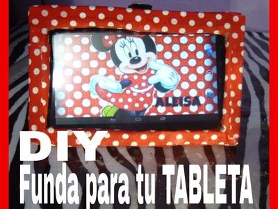 Diy - funda para tablet o iPad