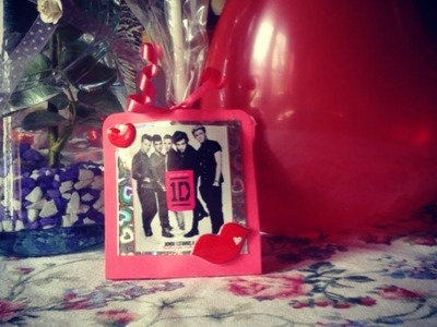 DIY : Paleta One Direction ( Regalo 14 de Febrero )
