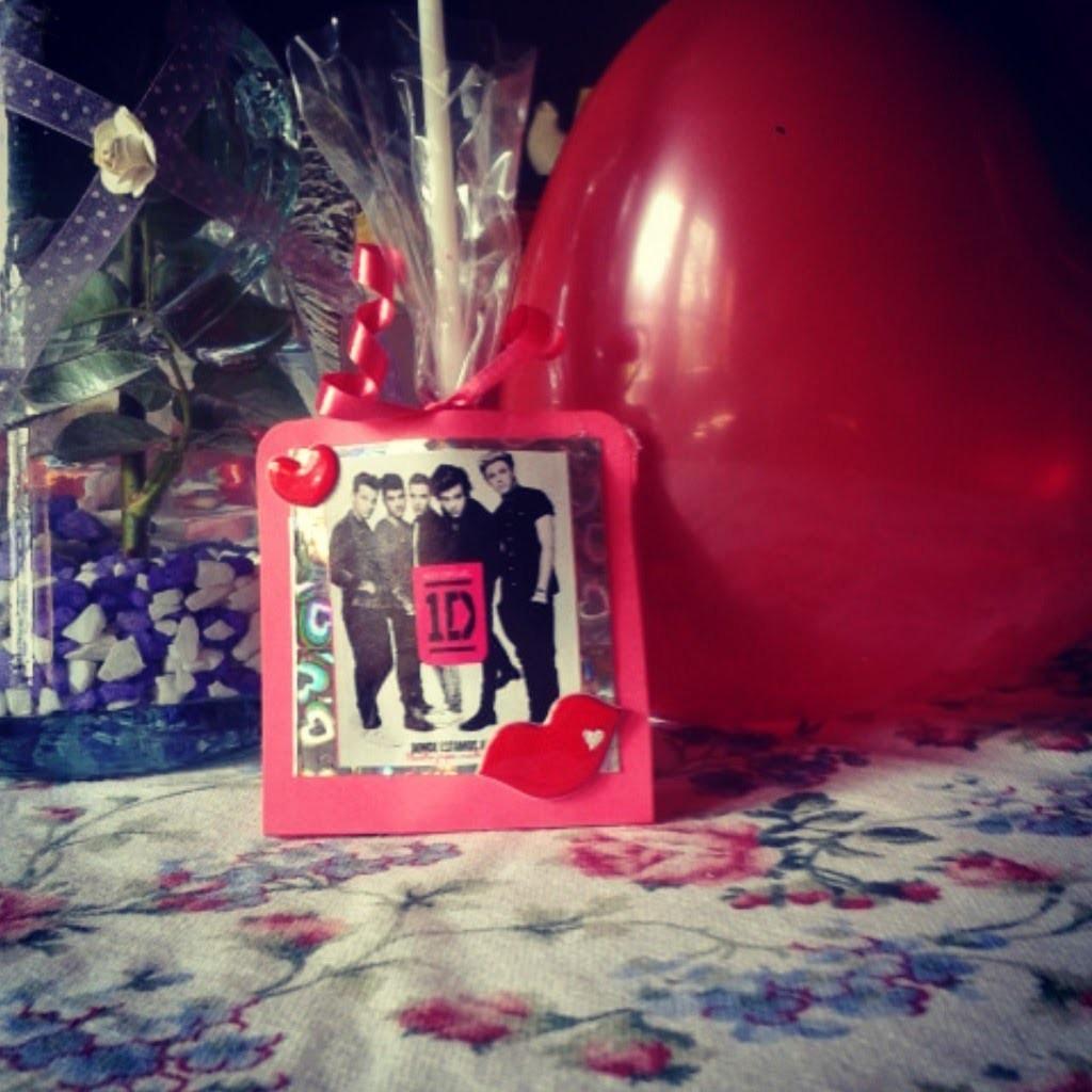 DIY : Paleta One Direction ( Regalo 14 de Febrero )