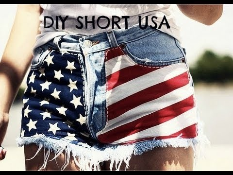 DIY short's usa