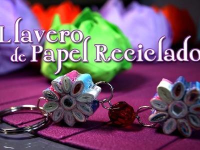 Llavero de Florecitas de Revista  - Episodio 3: Crafting Studio