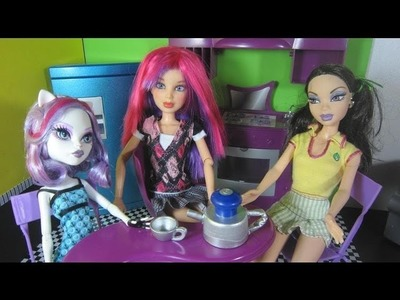 Manualidades para muñecas: Haz una tetera  para tus  muñecas monster high, Barbie, Bratz, Liv o Winx
