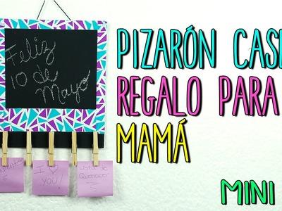 Mini Tip # 36 Pizarrón Casero Organizador - Regalo para Mamá Fácil - Pizarra Organizadora
