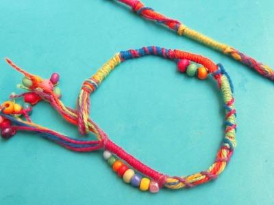 Pulsera Hippie Wrap 2 ((Diferentes estilos))