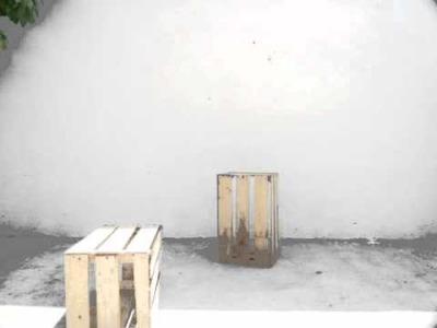 Reciclaje - Sillas hechas con huacales