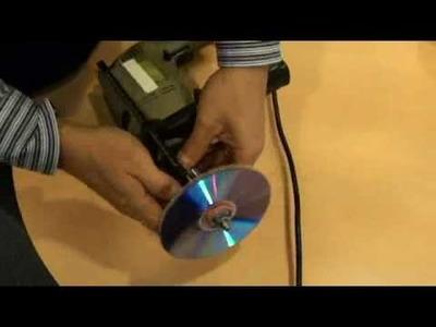Recupera tus DVDs y CDs rayados con Pulidora Caser