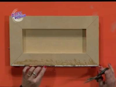 Silvina Buquete - Bienvenidas TV en HD - Crea un centro de mesa en cestería.