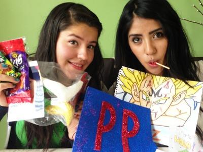 Sus cartas y reunión con Polinesios