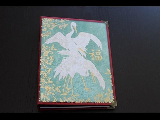 Album Scrapbooking - Técnica para hacer páginas perfectas