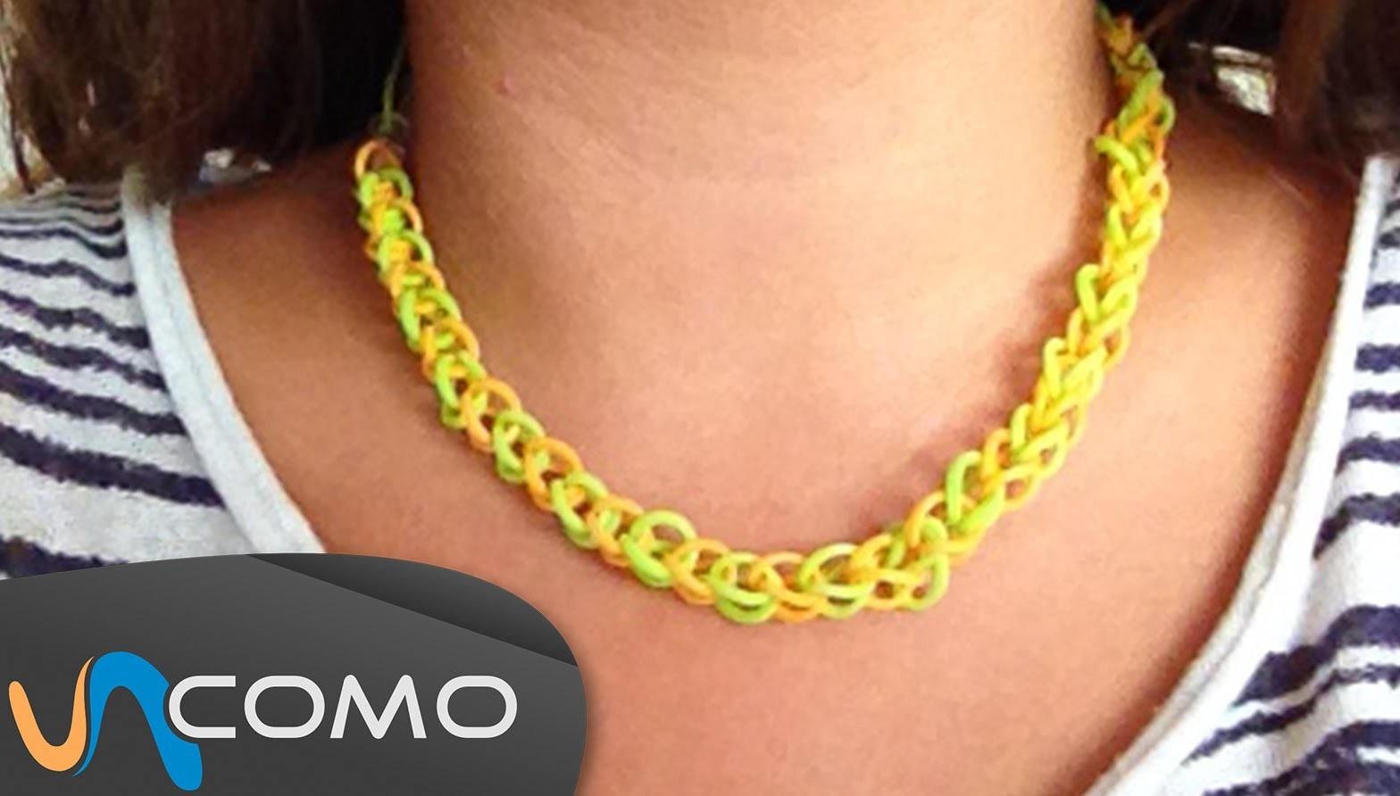 Collar chain de gomitas